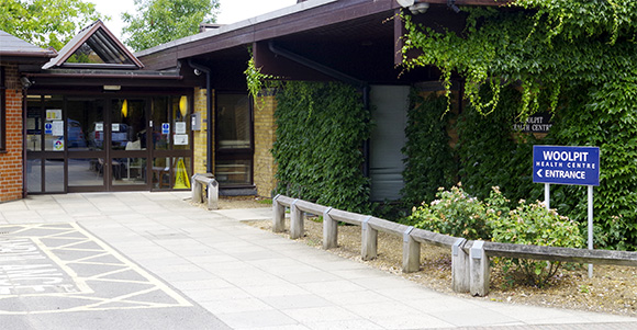 outside-woolpit-health-centre